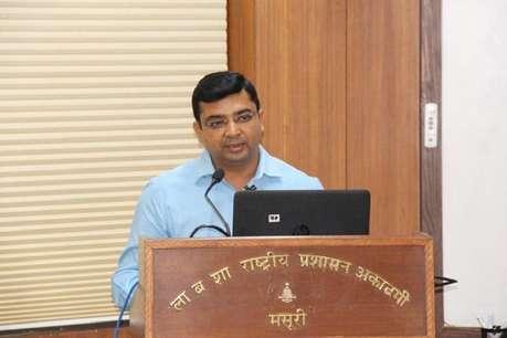 IAS कुंदन कुमार बने रक्षा मंत्री राजनाथ सिंह के निजी सचिव