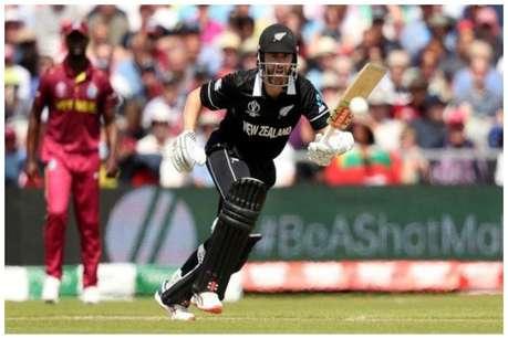 World Cup: न्यूजीलैंड ने वेस्टइंडीज को 5 रन से हराया, शतक जड़ने वाले विलियम्सन बने मैन ऑफ द मैच