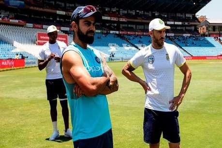 ICC World Cup : ऐसी है पिच, साउथ अफ्रीका के खिलाफ भारत बनाएगा इतने रन