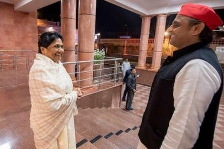 क्या BSP के अकेले चुनाव लड़ने के फैसले का मतलब यूपी में महागठबंधन का अंत है?