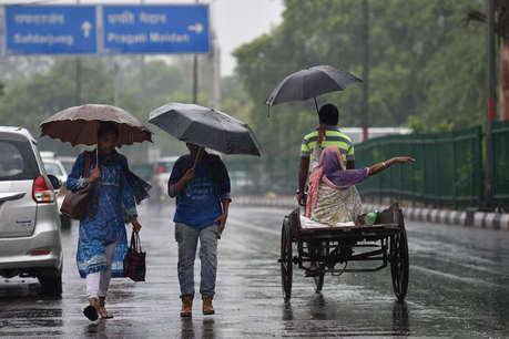 दिल्ली को मिलेगी गर्मी से राहत, हल्की बारिश की संभावना