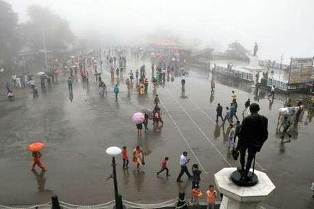 हिमाचल में मौसम ने बदली करवट, कुल्लू, धर्मशाला और शिमला में बारिश