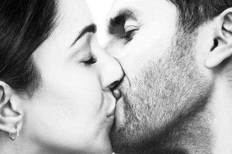 शाहिद और कियारा का ये KISSING सीन हो रहा है VIRAL