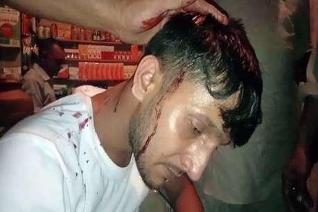 बिलासपुर में कुश्ती दंगल के दौरान चले पत्थर, 3 युवकों के फूटे सिर