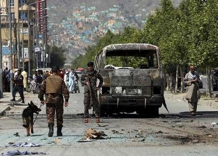 अफगानिस्तान : आत्मघाती हमले में 11 की मौत, 13 घायल