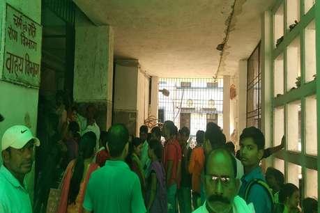 डॉक्टरों की हड़ताल से हाहाकार, बिहार में चमकी बुखार से 100 बच्चों की मौत