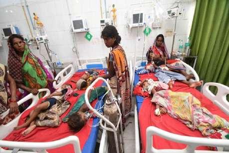 बिहार में चमकी बुखार से अब तक 125 बच्चों की मौत, हाजीपुर-मोतिहारी भी चपेट में