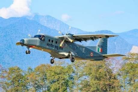लीपो पहाड़ी पार करने वाला था वायुसेना का AN-32 विमान, लेकिन हो गया क्रैश