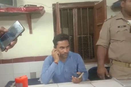 शामली: पत्रकार का आरोप- पुलिस ने लॉकआप में पीटा, मेरे ऊपर किया पेशाब