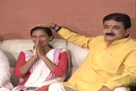 महिला NCP नेता को लातों से मारने वाले BJP MLA को पार्टी ने भेजा कारण बताओ नोटिस