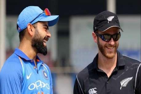 IND vs NZ : भारत-न्यूजीलैंड वर्ल्ड कप में 16 साल बाद आमने-सामने