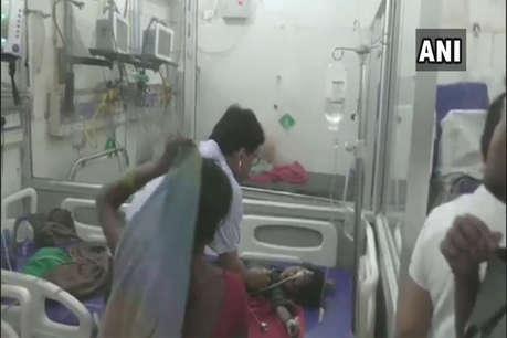 बिहार: मुजफ्फरपुर में इंसेफिलाइटिस  से 14 बच्चों की मौत, 24 की हालत गंभीर