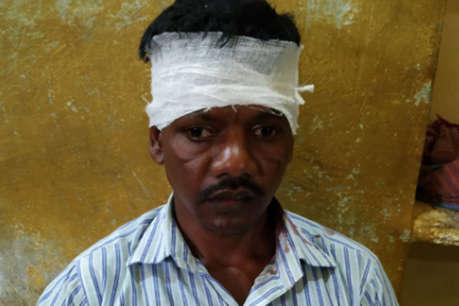 पलामू: गार्ड के साहस के कारण बैंक लूट की घटना टली