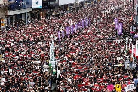 चीन के झुकने के बाद भी क्यों जारी है हांगकांग में नाराज़गी? जानें क्या है 2047 फियर?