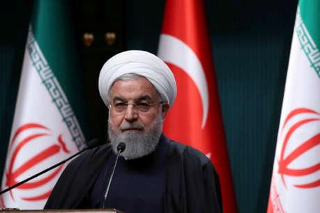 ईरान के राष्ट्रपति रूहानी ने ट्रंप को बताया 'मानसिक रूप से कमजोर'