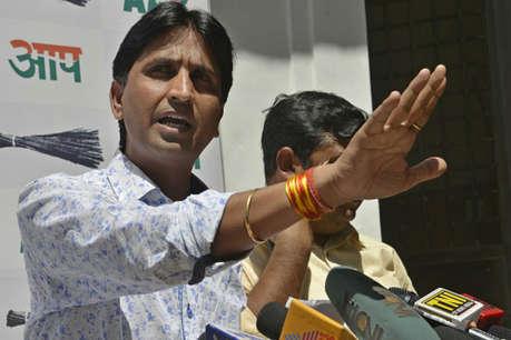 बिहार में बच्चों की मौत पर कुमार विश्वास बोले- सियासी खेल खेलते रहिए, स्कोर 90+