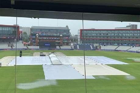 IND vs WI: मैनचेस्टर में हुई तेज बारिश, क्या हो पाएगा भारत-वेस्टइंडीज मैच यहां जानिए