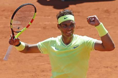 French Open Tennis : नडाल से 24वीं बार हारे फेडरर, 11 साल में सबसे बुरी हार