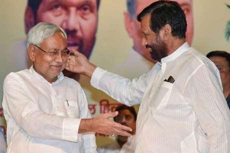 बिहार: LJP की इफ्तार पार्टी में BJP-JDU की तल्खी दूर कर पाएंगे पासवान?