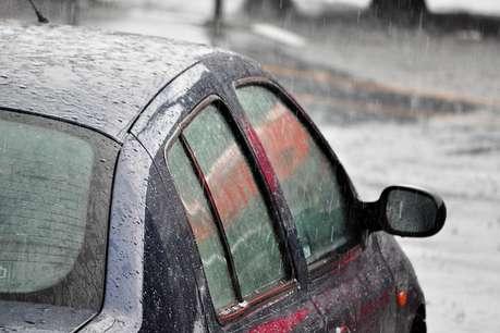 बारिश में कार न हो जाए बे-कार, ऐसे रखें सेफ