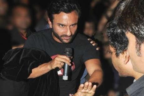 पाकिस्तानी क्रिकेट फैन ने सैफ अली खान से की बदसलूकी, Video Viral