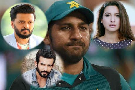 पाकिस्तानी कप्तान के समर्थन में उतरे बॉलीवुड सितारे, गाली वाले Video पर बवाल
