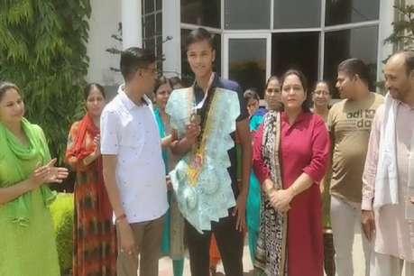 इंटरनेशनल ताइक्वांडो प्रतियोगिता में बहादुरगढ़ के सक्षम ने हासिल किया कांस्य पदक