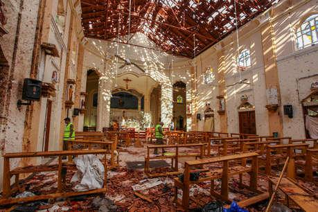 श्रीलंका के बाद IS की भारत पर नजर, मंदिरों और चर्चों पर हमले की साजिश