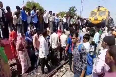 पैसेंजर ट्रेन में यात्रियों से मारपीट और लूट, जांच में जुटी पुलिस