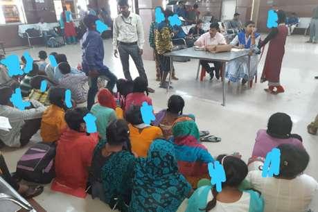मध्य प्रदेश में बच्चों की तस्करी : हैदाराबाद स्टेशन पर मिले बालाघाट के 29 बाल मज़दूर