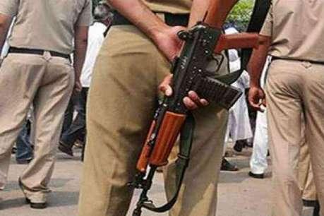भोजपुर: थाने का घेराव करने गए लोगों पर पुलिस की हवाई फायरिंग, थानेदार सस्पेंड