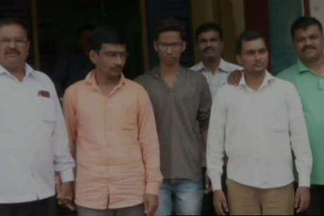 दुकान के मैनेजर ने ही चुरा लिया 27 करोड़ का सोना, अब दो साथियों के साथ गिरफ्तार