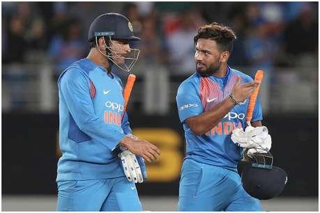 धोनी का टाइम गया, अब ऋषभ पंत ही होंगे टीम इंडिया के विकेटकीपर!