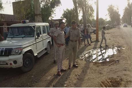 अलवर में दर्दनाक हादसा: ट्रोले ने बाइक सवार पांच लोगों को कुचला, पांचों की मौत