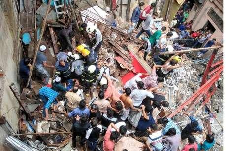 जुलाई में मुंबई में इमारत गिरने की ये चौथी घटना, अब तक 42 लोगों की हुई मौत