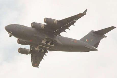 अमेरिका ने भारत के सी-17 विमानों को सहयोग के लिए विदेशी सैन्य बिक्री को दी मंजूरी