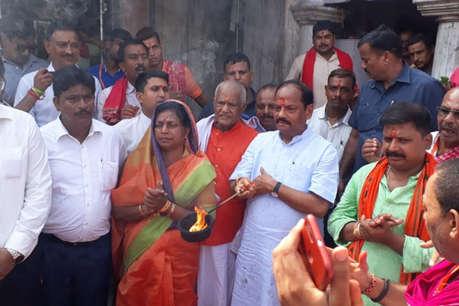 बासुकीनाथ धाम में बोले CM रघुवर, खतरे में है संथाली संस्कृति.. बचाइये