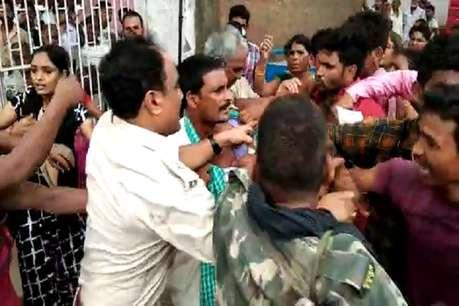 मवेशी चोरी के आरोप में तीन लोगों की हत्या के बाद हंगामा, परिजन बोले- साजिश के तहत मारा गया