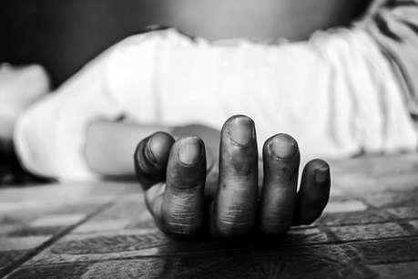 अर्धनग्न अवस्था में पहाड़ी पर टंगी थी लाश, मशक्कत के बाद निकाली