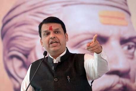 पवार पर फडणवीस का पलटवार, कहा- BJP किसी के पीछे नहीं भागती, लोग पार्टी के पीछे भागते हैं
