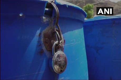 Mission Paani : यहां सोना नहीं पानी चुराकर ले जाते है लोग, ड्रमों में लगाए जाते हैं ताले