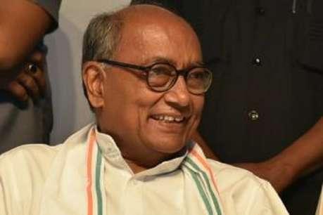 कैलाश विजयवर्गीय के दिए संस्कार को ही आगे बढ़ा रहा उनका बेटा : दिग्विजय