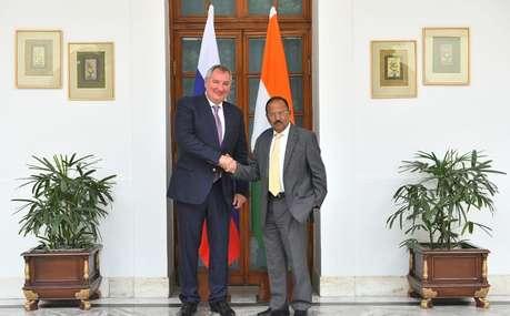 अंतरिक्ष में नई ऊंचाई हासिल करने के लिए भारत और रूस के बीच हुई चर्चा, मेक इन इंडिया पर भी जोर