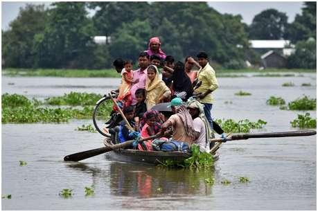 केंद्र सरकार ने असम के बाढ़ पीड़ितों की मदद के लिए जारी किए 250 करोड़ रुपये, मृतकों की संख्या हुई 17