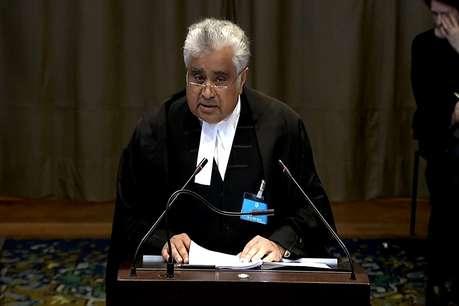 कुलभूषण पर ICJ के फैसले पर हरीश साल्वे बोले- मैं बहुत खुश, मिली राहत