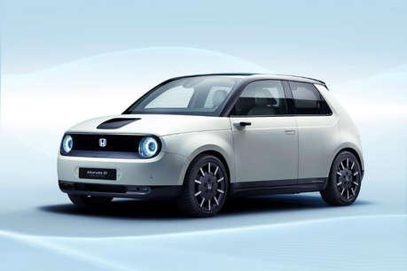 Honda e: कंपनी की पहली इलेक्ट्रिक कार, जिसमें हैं 5 स्क्रीन
