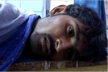 एमपी पुलिस ने झालावाड़ में की फायरिंग, ग्रामीणों ने पीटकर भगाया, एक व्यक्ति घायल