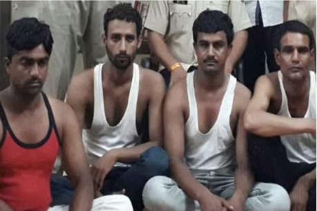 जोधपुर में एक करोड़ रुपए की स्मैक और अवैध हथियार बरामद, चार युवक गिरफ्तार