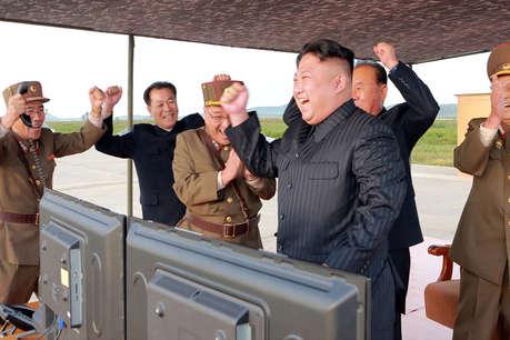दक्षिण कोरिया का दावा- उत्तर कोरिया ने दागी छोटी दूरी की 2 मिसाइलें