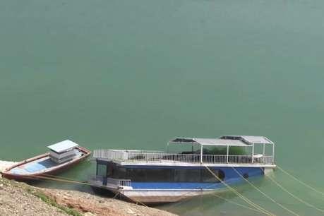 टिहरी झील में डूबी मरीना बोट पर खर्च होगें लाखों रुपये